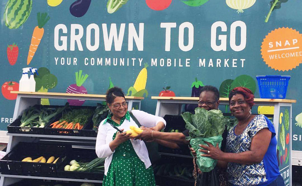 Grown to Go - Community Mobile Market