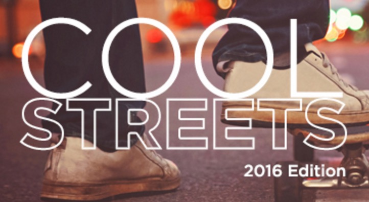 Cool Streets Report Cover
