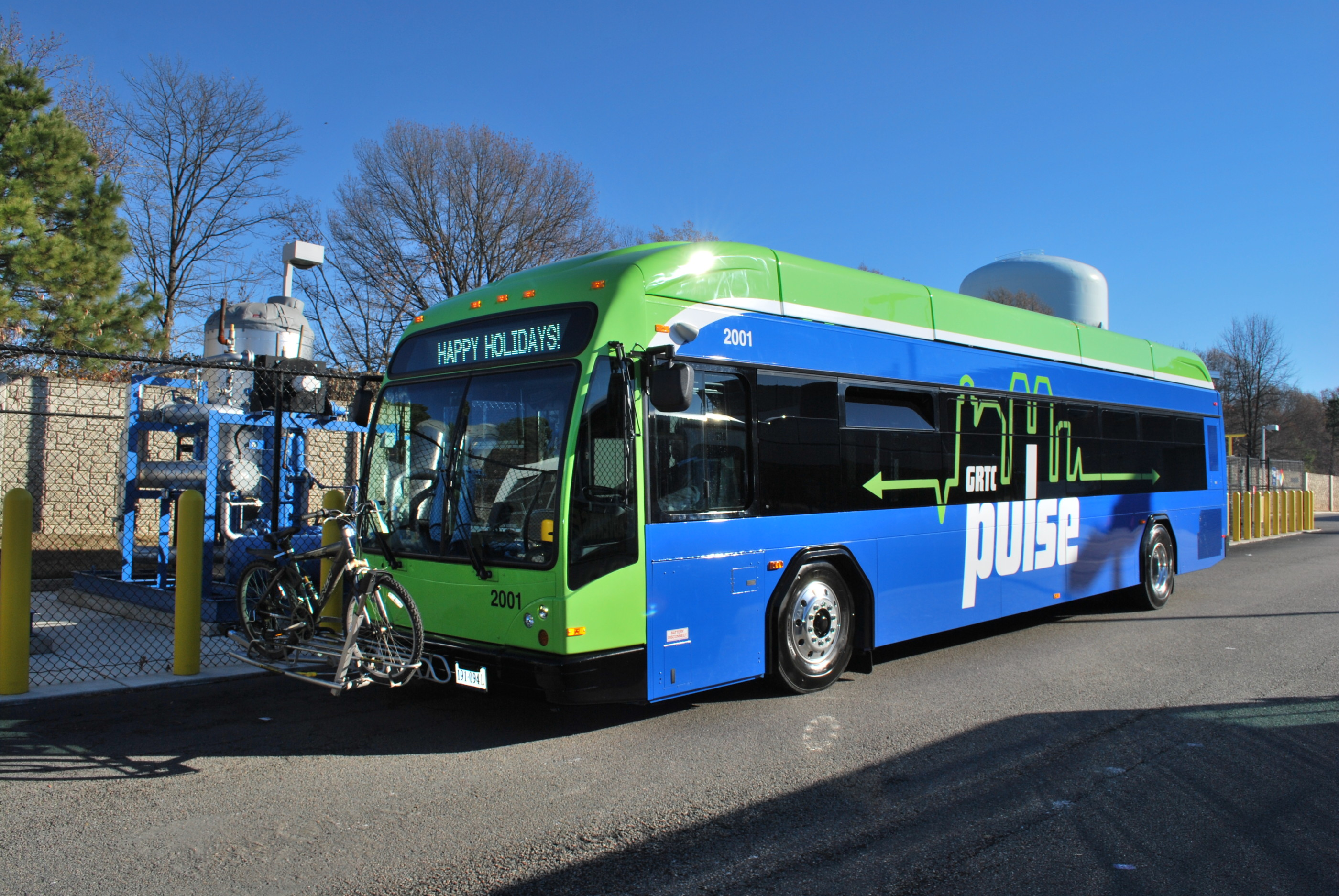 GRTC Pulse: Bus Rapid Transit
