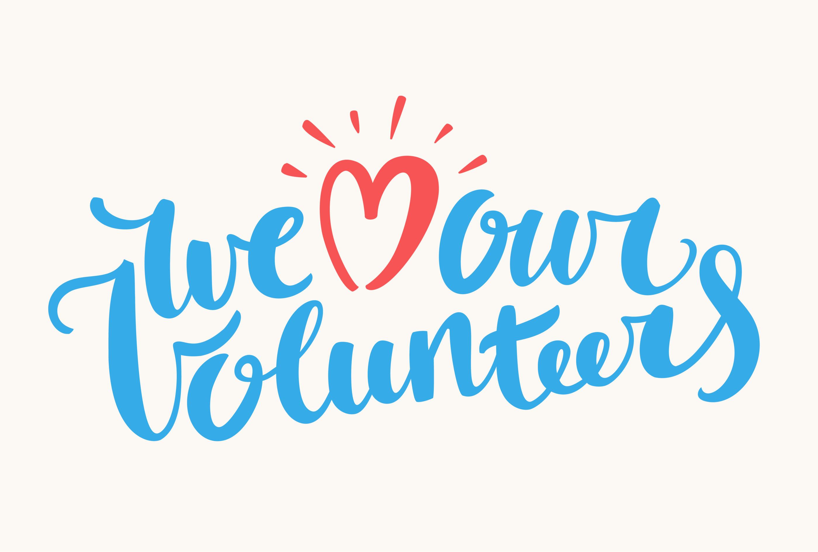 Celebrate With National Volunteer Week
