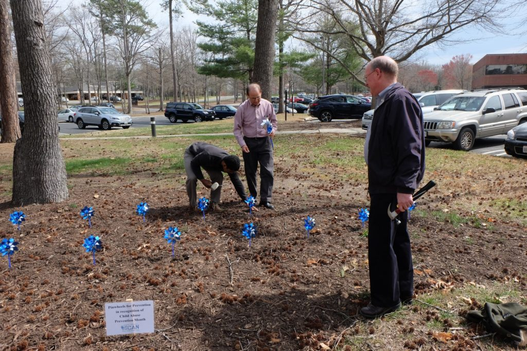Pinwheels for Prevention: Child Abuse Prevention Campaign